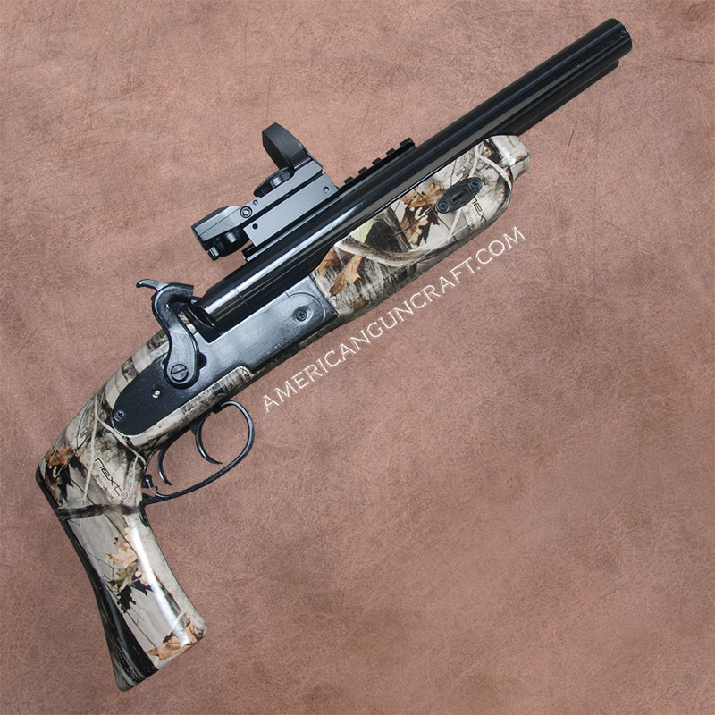 Wrath Hunter 12 Gauge Pistol Camouflage