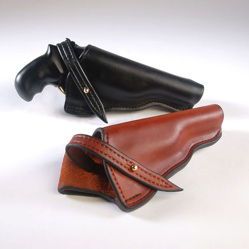 black and natural Diablo holsters