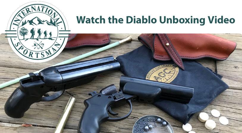 Watch the Diablo Unbox Video